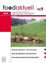 foodaktuell 10 2009 druck - Foodaktuell.ch