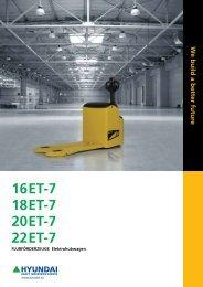 Prospekt DE (PDF) - Nikolic Gabelstapler
