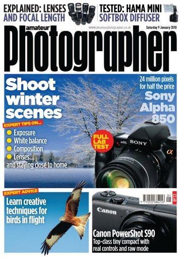 Amateur Photographer - Ken Gilbert
