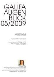 05_Mai 2009.pdf - Galifa Contactlinsen AG