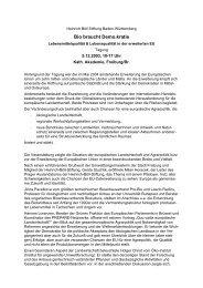 Veranstaltungsbericht - Europa im Fluss - Die EU-Erweiterung ...