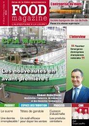 CFIA Maroc - FOOD MAGAZINE