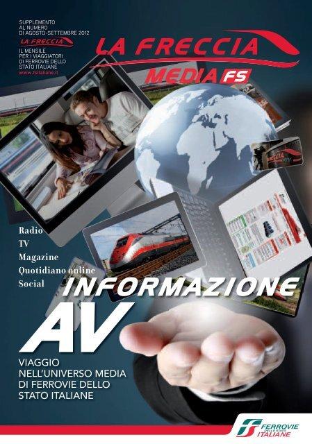 Sfoglia il supplemento di Agosto - FSNews