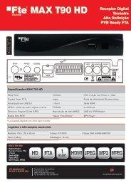 MAX T90 HD - Chip Plaza