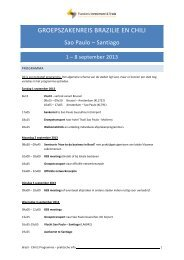 Gedetailleerd programma - Flanders Investment & Trade