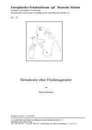 doc/Nr.53 Demokratie ohne Frieden.pdf - Europäisches ...