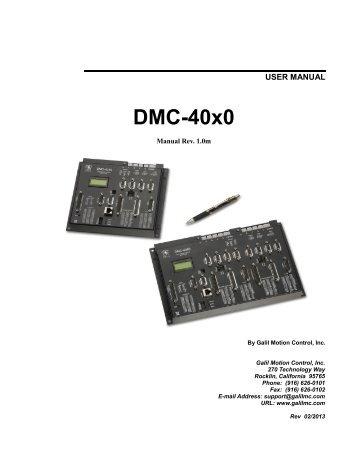 DMC 1200UB SCANNER DRIVER