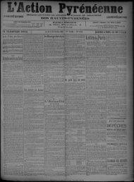 11 Novembre 1909 - Bibliothèque de Toulouse