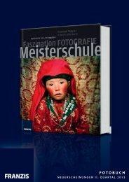 Franzis Fotobücher 2. Quartal 2013