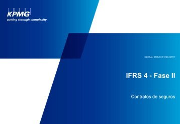 IFRS 4 - Fase II