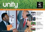 Unity: FURD newsletter 2008 - Football Unites, Racism Divides