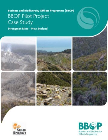 BBOP Pilot Project Case Study - Forest Trends