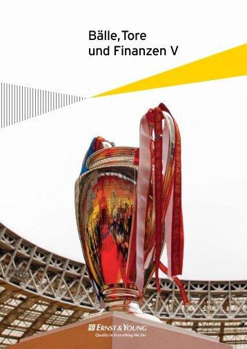 Bälle,Tore Und Finanzen V – Fussball - Sponsors.de