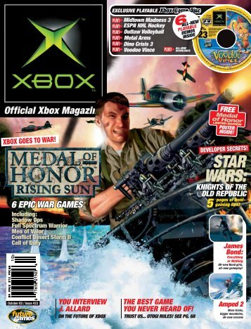 STAR WARS: - Official Xbox Magazine