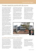 Barack Obama's success poses questions for Australia - Flinders ... - Page 5