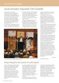 Barack Obama's success poses questions for Australia - Flinders ... - Page 6