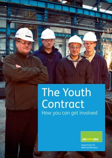 The Youth Contract - Federation of Small Businesses