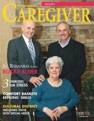 Spring 2011 PA Caregiver Magazine. - Gateway Health Plan