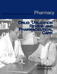 Drug Utilization Review and Pharmaceutical Care