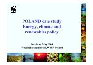 POLAND case study Energy, climate and renewables policy