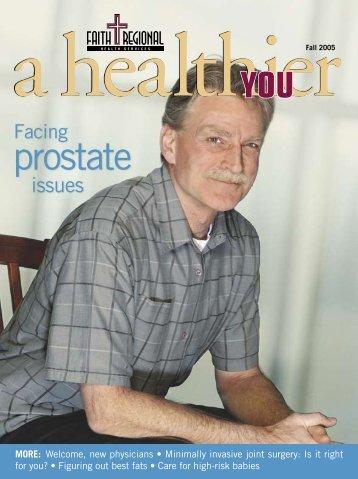 Fall 05 - Faith Regional Health Services