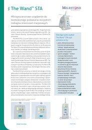 The Wand™ STA - FM Dental Produkty Dla Stomatologii