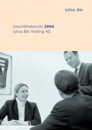 juliusbaer.com - GAM Holding AG