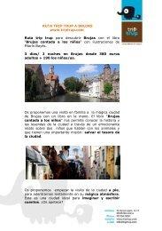 Estimado cliente: - Flandes y Bruselas