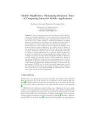 Mobile MapReduce: Minimizing Response Time of Computing ...