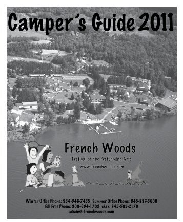Camper's Guide2011 - French Woods