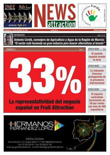 newsATTRACTION - Revista F&H