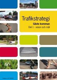 Trafikstrategi - del 1 - Gävle kommun
