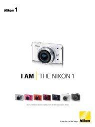 I AM  THE NIKON 1 - blende7