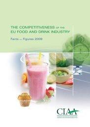 Benchmarking Report 2009 - FoodDrinkEurope