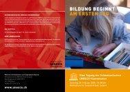 Programmes - Frühkindliche Bildung in der Schweiz