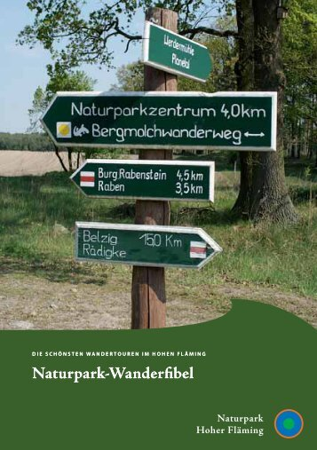 Naturpark-Wanderfibel Naturpark-Wanderfibel - Naturpark Hoher ...