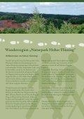 Naturpark-Wanderfibel Naturpark-Wanderfibel - Naturpark Hoher ... - Seite 3