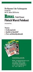 Fleisch Wurst Feinkost - Regal - Seite 2