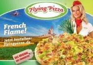 DAS ORIGINAL - Flying Pizza