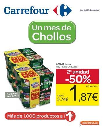 1,87€ - Carrefour España