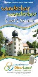 Programm (PDF) - Frankenradar
