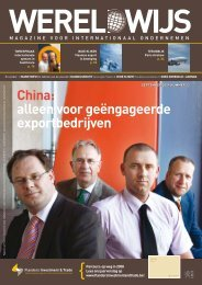 China - Flanders Investment & Trade