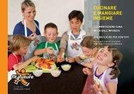 Opuscolo «Cucinare e mangiare insieme - Fit-4-Future