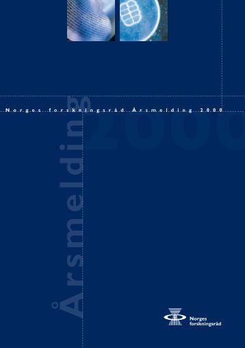 pdf-dokument. - Norges forskningsråd