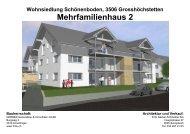 Bauherrschaft - Architekturbüro, Ingenieurbüro, Generalbau + ...