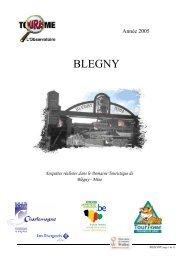BLEGNY - Fédération du Tourisme de la Province de Liège