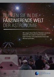 Informationen über die Sternwarte Mirasteilas (pdf) - Flims