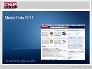 Media Data 2011 - CHIP Online