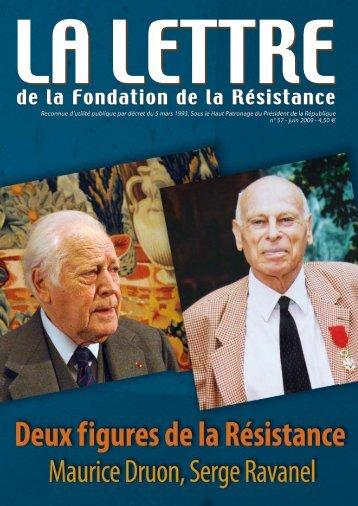 Télécharger au format PDF (1.0 Mo) - Fondation de la Résistance