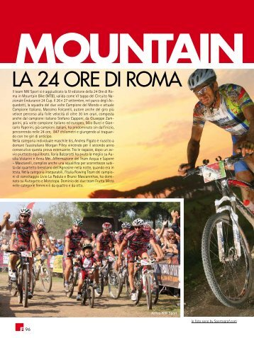 MOunTAIn bIKE - fleming press